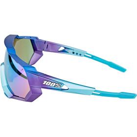 100% Speedtrap Gafas, azul